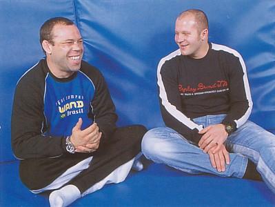 Wanderlei Silva calls Chael Sonnen 'the biggest joke in the MMA world' -  MMA Fighting